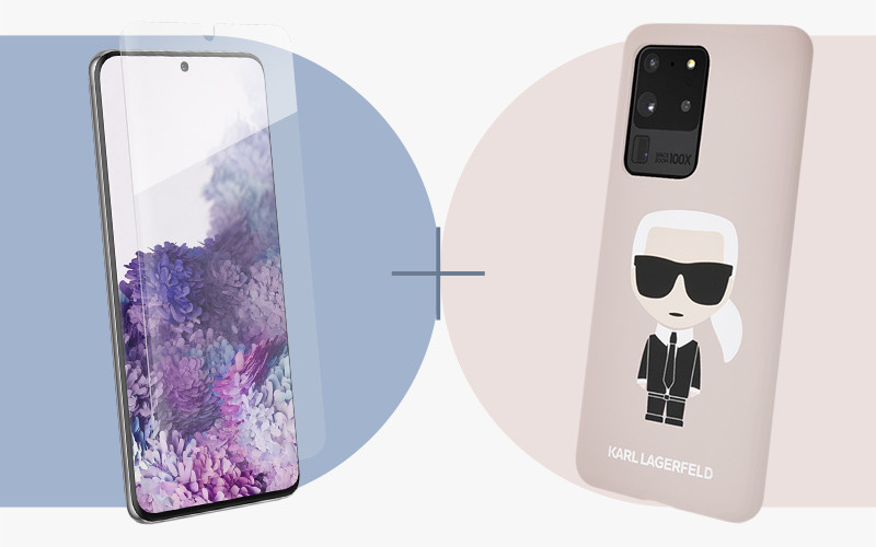 Combo-ul perfect pentru protectia telefonului tau, acum la un super pret