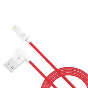 Cablu Date Lightning Hoco Shape L UPL11 1.2m Rosu