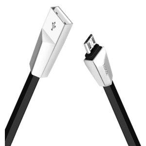 Cablu Hoco X4 Micro USB 1.2m Negru