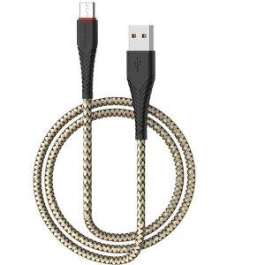 Cablu Date Type C Borofone BX25 Powerful 1m Negru