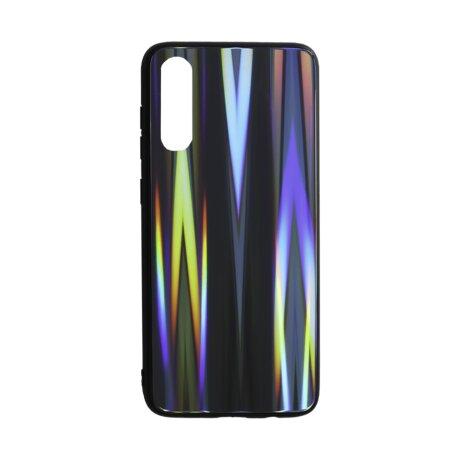 Husa Cover HSD pentru Samsung Galaxy A70 Oglinda Gri
