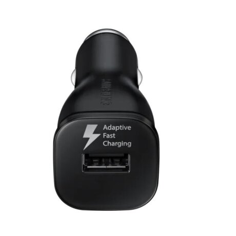 Incarcator Auto Samsung QC 3.0 5V Micro Usb Negru
