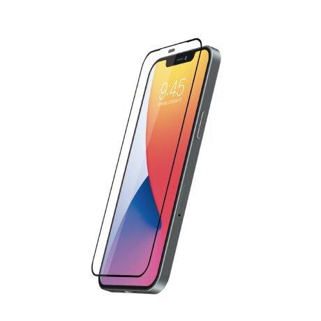 Folie Sticla 3MK NeoGlass pentru Samsung Galaxy S21 Plus 5G Negru