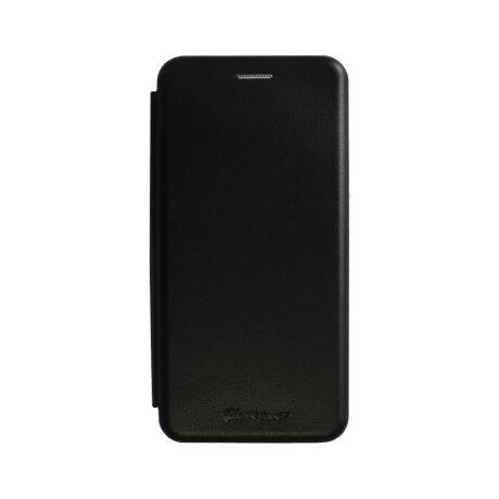 Husa Book OC Piele Ecologica pentru iPhone 12/12 Pro Bulk Negru
