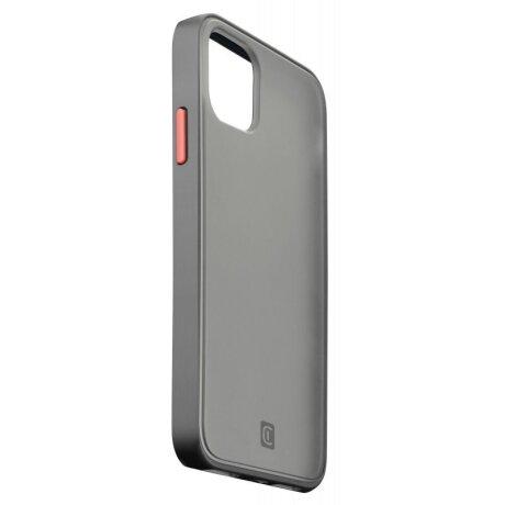 Husa Cover Celluarline Hard Smoky Quartz pentru iPhone 12 Pro Max Negru