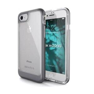 Husa X-doria iPhone 7 Plus EverVue Argintiu