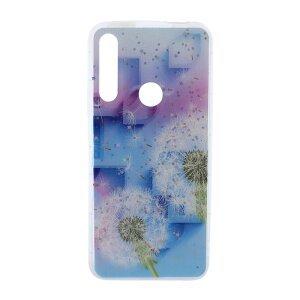 Husa Cover Silicon Fashion pentru Huawei P Smart Z Bulk Floral
