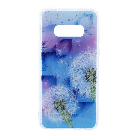 Husa Cover Silicon Fashion pentru Samsung Galaxy S10e Bulk Floral