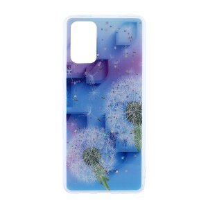 Husa Cover Silicon Fashion pentru Samsung Galaxy S20 Plus Bulk Floral