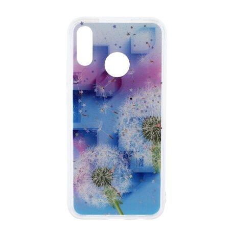 Husa Fashion Huawei P20 Lite, Contakt Floral