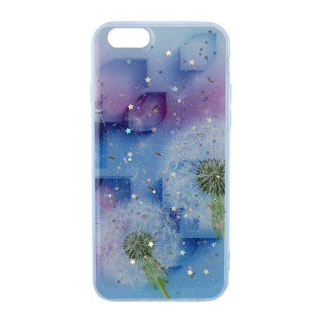 Husa Fashion iPhone 6/6S, Contakt Floral