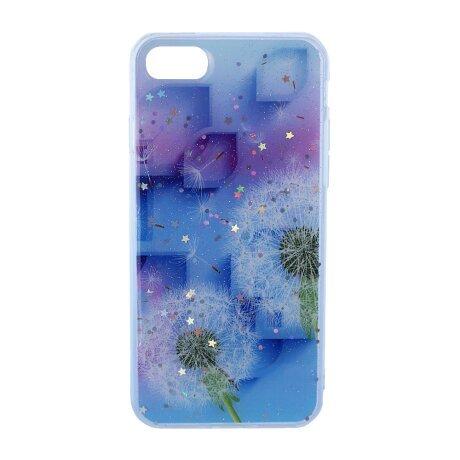 Husa Fashion iPhone 7/8/SE 2, Contakt Floral