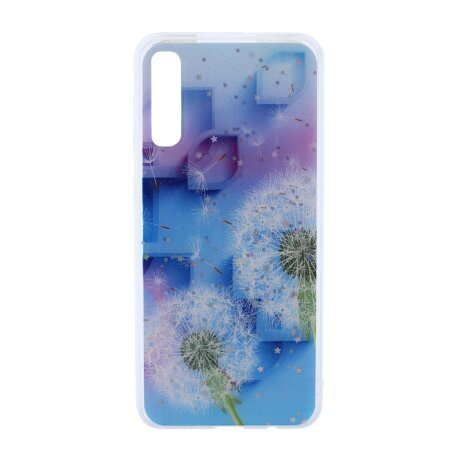Husa Fashion Samsung Galaxy A50, Contakt Floral