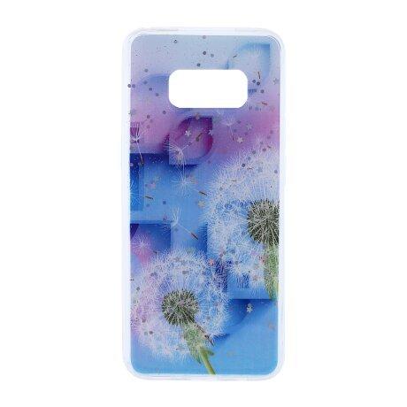 Husa Fashion Samsung Galaxy S8, Contakt Floral