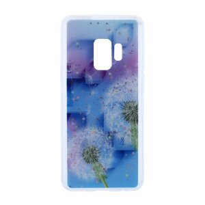 Husa Fashion Samsung Galaxy S9 , Contakt Floral