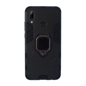 Husa Cover Hard Ring Armor pentru Huawei P Smart 2019 Negru