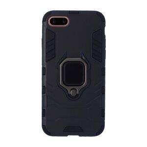 Husa Cover Hard Ring Armor pentru iPhone 7/8/SE 2 Negru