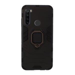 Husa Cover Hard Ring Armor pentru Xiaomi Redmi Note 8T Negru