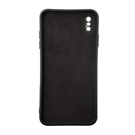 Husa Cover Silicon Liquid SG172-3 pentru iPhone XS Max  Negru