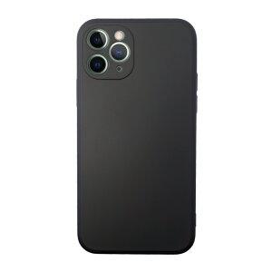 Husa Cover Silicon Liquid SG172-3 pentru iPhone 11 Pro Bulk Negru