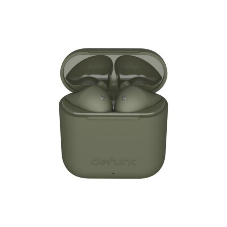 Casti Bluetooth DeFunc True Go Slim Wireless BT 5.0 Verde