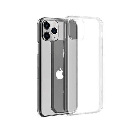 Husa Cover Hoco Silicon Ice pentru iPhone 11 Pro Max Transparent