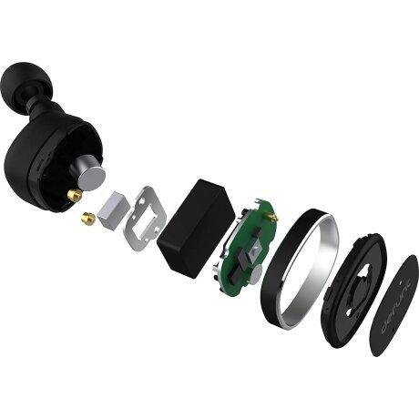Set Casti Bluetooth DeFunc + Baterie Externa 2100 mAh Wireless BT 5.0 Auriu