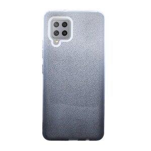 Husa Cover Fashion Glitter pentru Samsung Galaxy A42 5G Bulk Negru