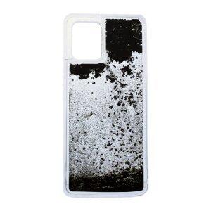 Husa Cover Fashion Liquid pentru Samsung Galaxy A42 5G Bulk Negru