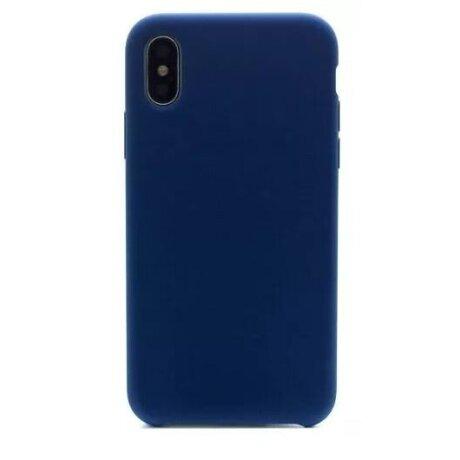 Husa Cover Hoco Pure pentru iPhone X/iPhone XS Albastru