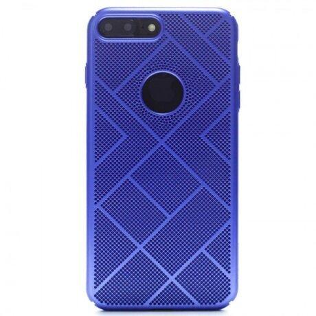 Husa Hard Air Nillkin pentru iPhone 8 Plus Albastru