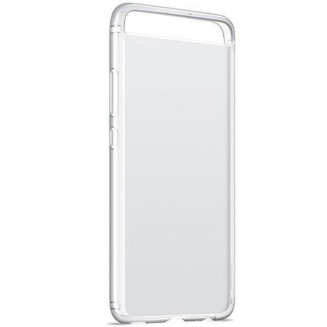 Husa Huawei Silicon pentru Huawei Ascend P10 Transparent
