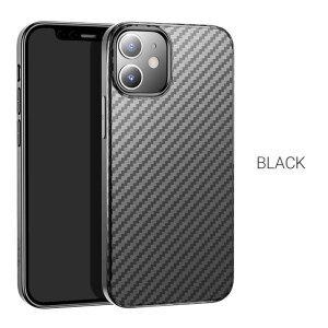 Husa Cover Hoco Delicate Shadow pentru Iphone 12 Mini Negru