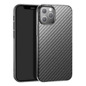 Husa Cover Hoco Delicate Shadow pentru Iphone 12 Pro Max Negru