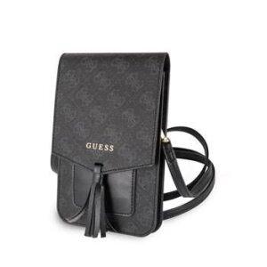 Geanta Guess 4G Wallet Universal Case GUWBSQGBK Black