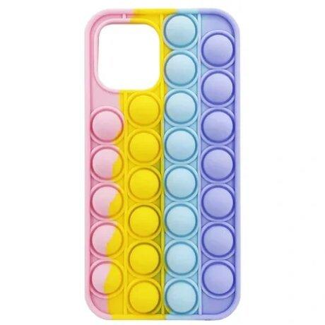 Husa Cover Pop It pentru iPhone 11 Multicolor