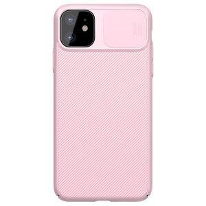 Husa Cover Nillkin CamShield pentru IPhone 11 Roz