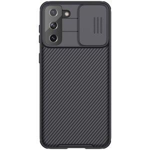 Nillkin CamShield Pro Zadni Kryt pro Samsung Galaxy S21+ Black