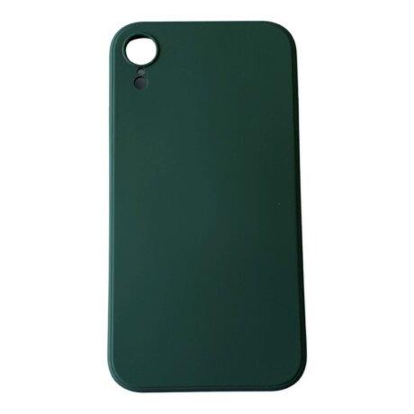 Husa Cover Silicon Liquid SG172-3 pentru iPhone XR Verde