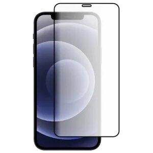Folie Sticla Mobico pentru iPhone 13/13 Pro Negru