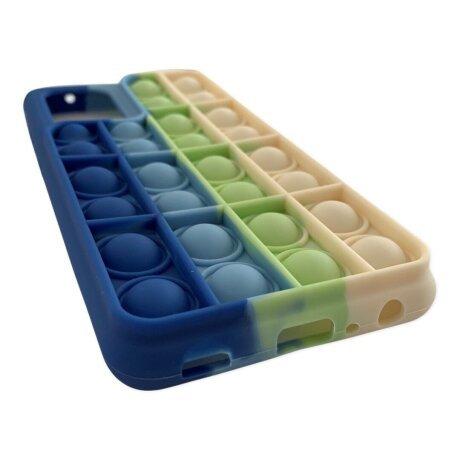 Husa Cover Pop It pentru Samsung Galaxy A52/A52 5G Bulk Multicolor