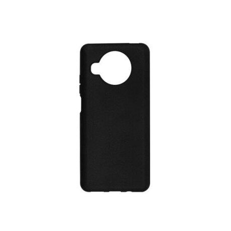 Husa Cover Silicon Carbon pentru Xiaomi Mi 10T Lite 5G Negru
