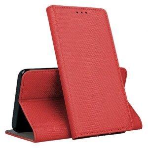 Husa Book pentru Samsung Galaxy A22  Rosu