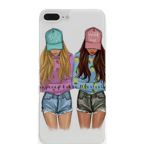 Husa Fashion Mobico pentru iPhone 7/8 Plus