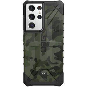 Husa Cover UAG Antisoc Pathfinder pentru Samsung Galaxy S21 Ultra 5G Forest Camo