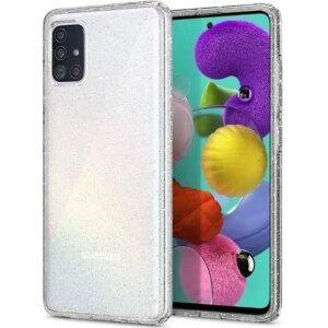 Husa Cover Silicon Hana pentru Samsung Galaxy A22 5G Transparent