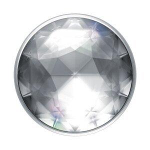 Suport Telefon Popsockets Disco Crystal Silver