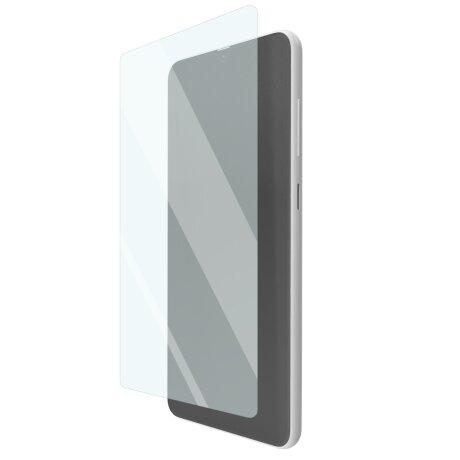 Folie de protectie silicon ShieldUP HiTech Regenerable pentru Apple iPhone XR_Back_Logo