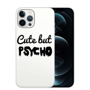 Husa Fashion Mobico pentru iPhone 13 Pro Psycho