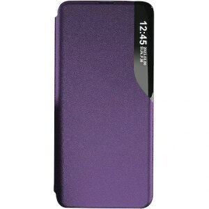 Husa Book Smart View pentru Samsung A72/A72 5G Mov